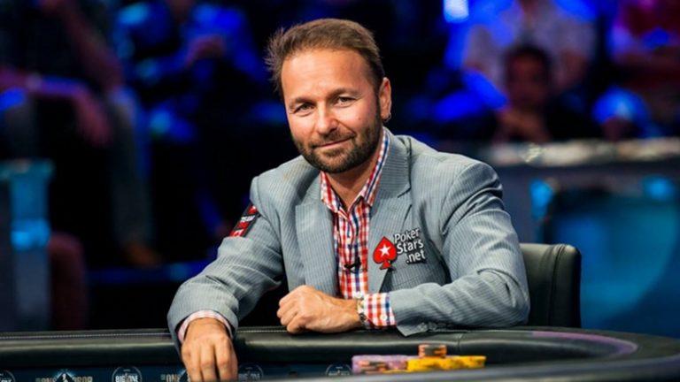 Даниэль Негреану знаменитый игрок в покер