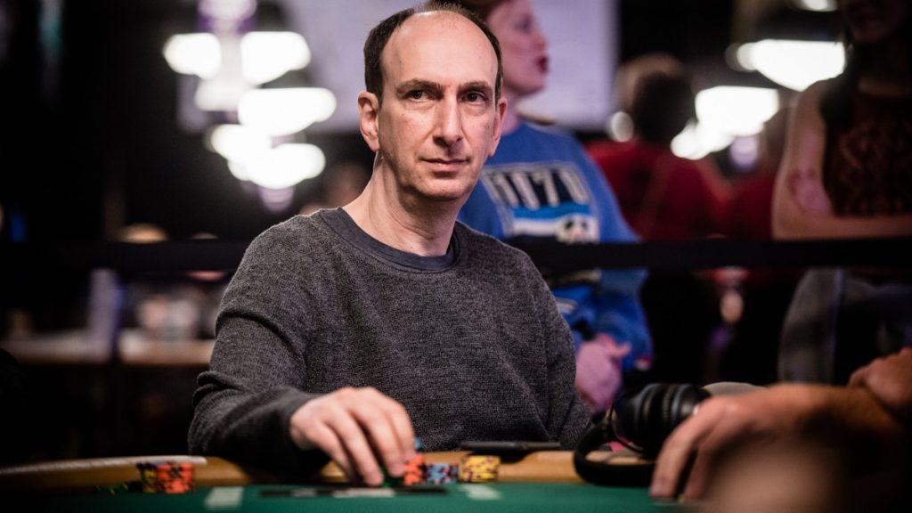 Эрик Сайдел знаменитый игрок в покер