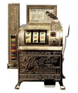 Игровой автомат увидел свет не в казино